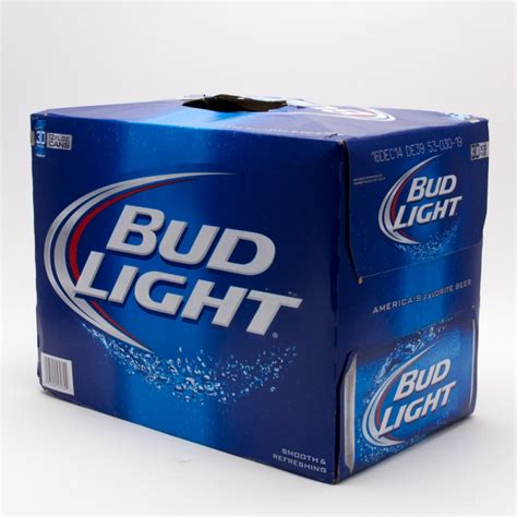 bud light 30 pack price bud light beer 12oz can 30 pack beer wine and