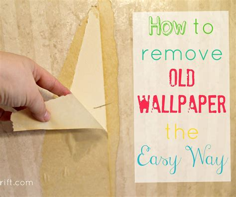 How To Remove Wallpaper The Easy Way 5 Steps (with Pictures