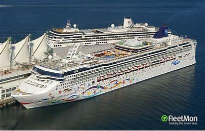 Star Norwegian Position Fleetmon Ship Imo Passenger