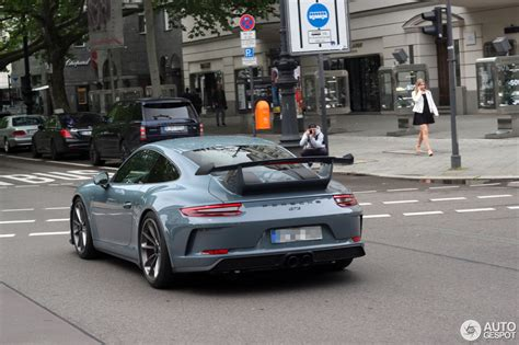 porsche graphite blue gt3 rennteam 2 0 en forum official new 991 2 gt3 2017