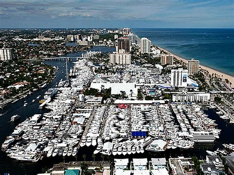 Fort Lauderdale Boat Show Awards by Yacht Industry Shows Sunreef Yachts Charter Travel