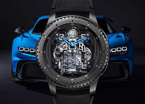 Today marks the launch of the parmigiani fleurier watches replica fleurier bugatti type 390, a watch designed to go with the latest bugatti chiron hypercar. Jacob & Co Bugatti Chiron Tourbillon with a replica of the ...