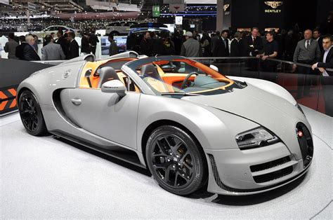 Bugatti Veyron Grand Sport Vitesse Car Tuning