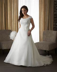 Plus size long wedding dresses 2015 cheap scoop appliques for Cheap plus size lace wedding dresses