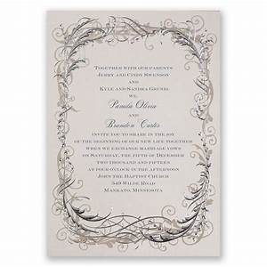 25 fantastic wedding invitations card ideas With images of a wedding invitation card
