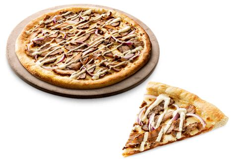 Pizza Chicken Kebab - Domino's Pizza
