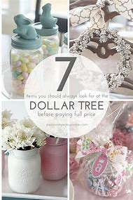 Dollar Tree Baby Shower