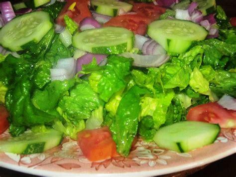 Simple Salad / Sallatë e Thjeshtë / © Besa Kosova ...