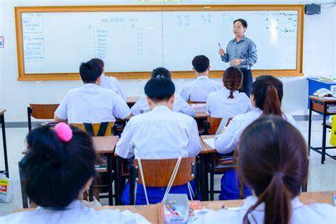 การเรียนการสอนวิชาภาษาจีน - โรงเรียนฮั่วเคี้ยววิทยาลัย ขอนแก่น