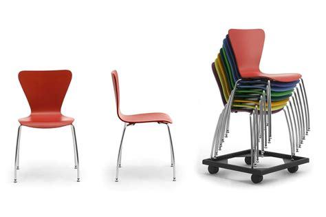 Stuhl Aus Metall Und Holz, Für Büro Und Warteräume