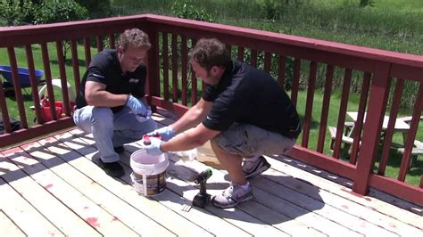 mixing  rocksolid exterior solid color stain youtube