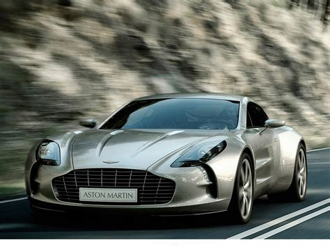 Aston Martin One 77 World Of Cars