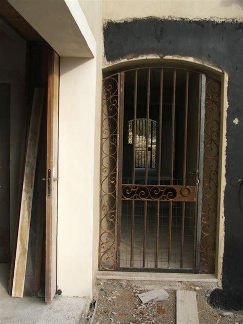 decoration des portes en fer porte fer forg 233 grimaud