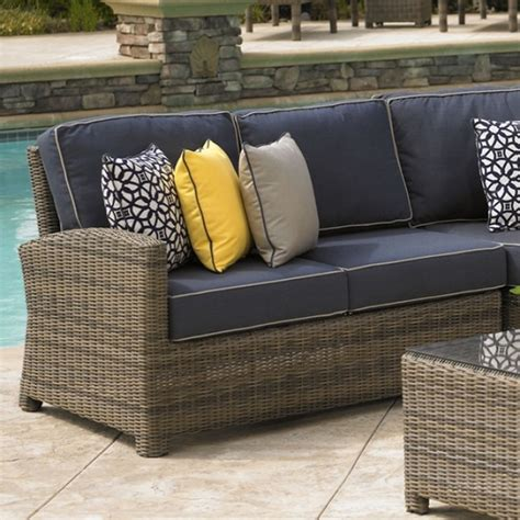 bainbridge deep seating sectional collection by northcape