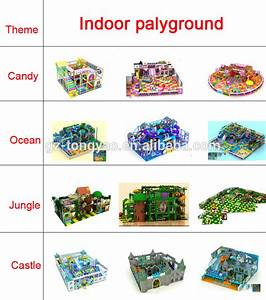 Ce Certificated Kid Used Indoor Playground Equipment For ...
