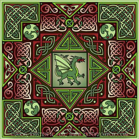 Art of FoxVox – Original Celtic Art, Fine Art ...