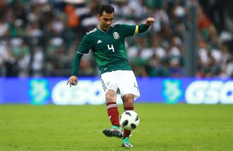 Marquez Set For World Cup After Making Mexico Squad