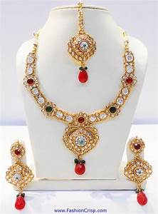 Kundan Jewellery  U0026 Necklace U0026 39 S Designs