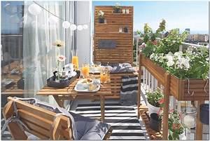 Kleiner Balkon Gestalten Ideen Hauptdesign