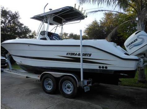 Hydra Sport Boats Home Page by 2000 Hydra Sport 2596 Images