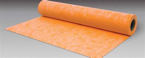 famous orange kerdi membrane mhs works