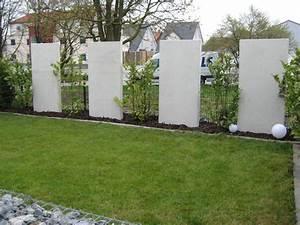 Beton Im Garten : garten landschaftsbau stanecker betonfertigteilwerk gmbh ~ Markanthonyermac.com Haus und Dekorationen