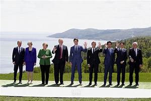 G7 Members Condemn Russia For Undermining Democracies