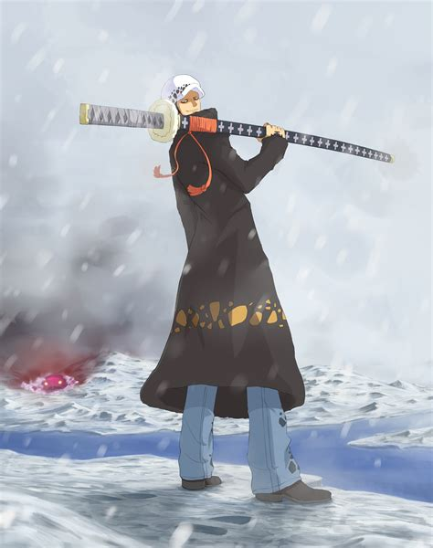 trafalgar law  piece page    zerochan anime