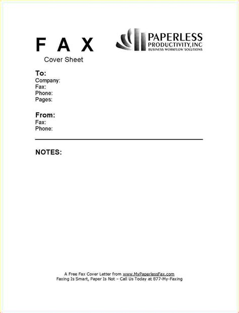Free Business Cover Letter Templates by 6 Exle Fax Cover Sheet Teknoswitch