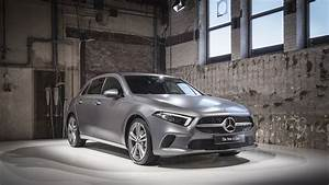 Mercedes Classe A 2018 : 2018 mercedes a class officially unveiled in amsterdam ~ Medecine-chirurgie-esthetiques.com Avis de Voitures