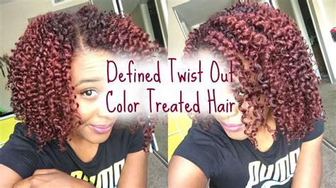 Color Treated Hair