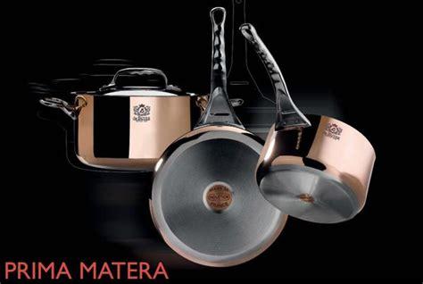 prima matera copper cookware induction france  chefs company