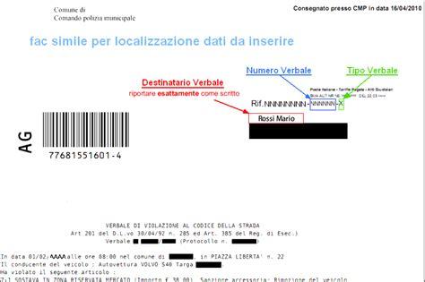 Polizia Municipale Rimini Ufficio Contravvenzioni by Visionare L Immagine Di Un Infrazione Polizia Municipale