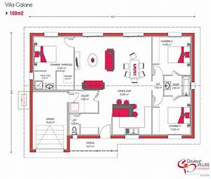 plan des maisons simples maison moderne With plan maison etage 100m2 11 arts and crafts architecture plans de villas