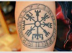 Tatouage Boussole Viking Signification Die Bilder Coleection