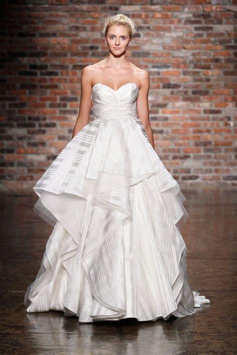 6403 Wedding Dress By Hayley Paige Spring 2014 Bridal