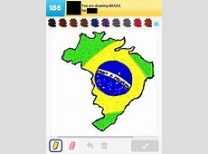 Brazil Drawings How to Draw Brazil in Draw Something