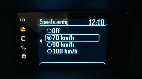 ford mykey speed limit disable