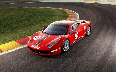 Ferrari 458 Challenge 2018 Wallpapers Hd Wallpapers Id