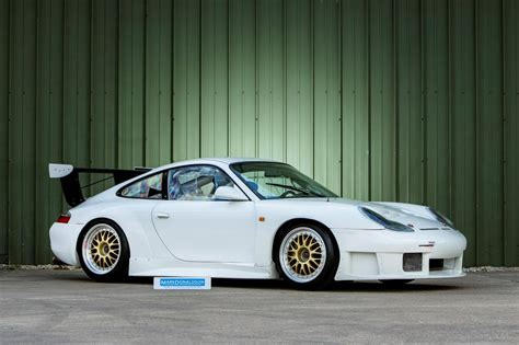 The latest gran turismo racing sports car from porsche displays the most striking difference to its predecessors in the newly structured rear wing. 2001 Porsche 911 - 996 GT3 RS For Sale | Car And Classic