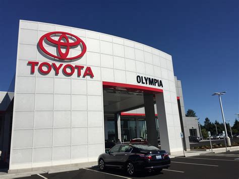 Olympia Toyota toyota of olympia offers value selection and service when