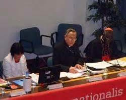 clerical whispers as caritas identity is refined new