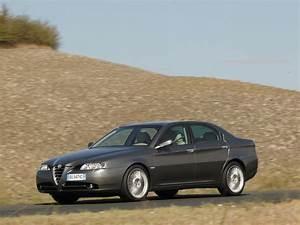 Alfa Romeo 166 - 2003  2004  2005  2006  2007