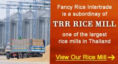28596 fancy rice intertrade co ltd who are we history 071105 fancy rice intertrade co ltd