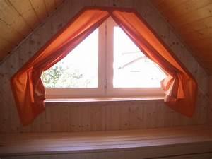 Seilzug Gardine Anbringen : 1001 ideen f r dachfenster gardinen und vorh nge ~ Markanthonyermac.com Haus und Dekorationen