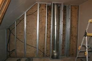 Couper Rail Placo : radiateur schema chauffage poser du placoplatre sur rail ~ Melissatoandfro.com Idées de Décoration