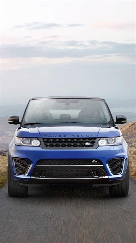 land rover range rover sport svr iphone wallpaper