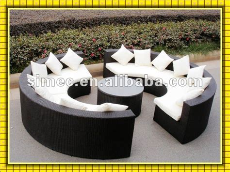 Rattan Sofa Sets Garden Furniture by 2013 Factory Sale Cheap Price Outdoor Wicker Furniture