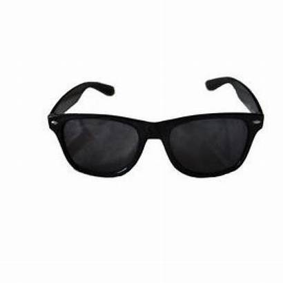 Sunglasses Cermin Mata Wayfarer Clipart Hitam Clip