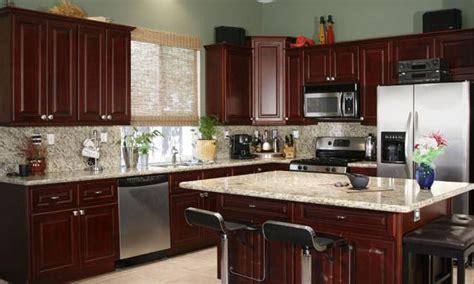 reason  choose dark maple kitchen cabinets modern kitchens
